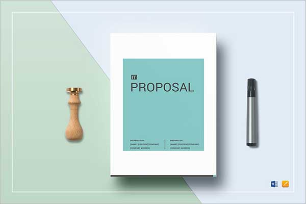 Project Training Proposal Template