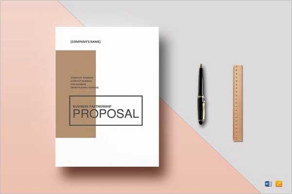 Research Proposal Template Example