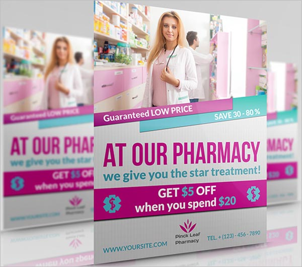 Sample Pharmacy Flyer