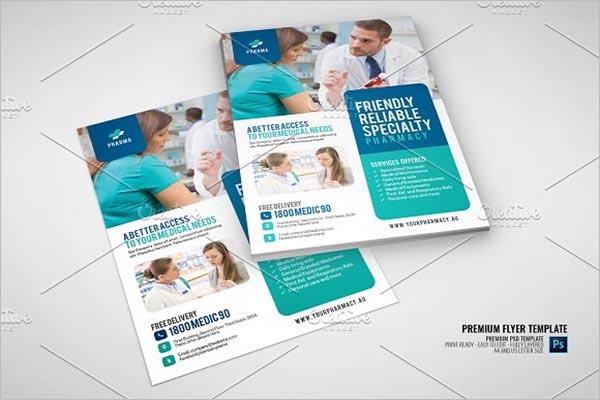 Specialty Pharmacy Flyer