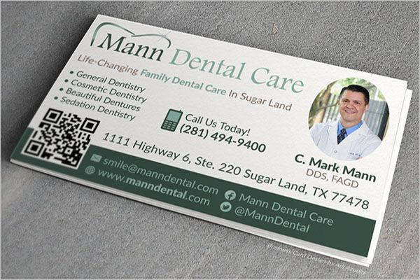 Vintage-Dental-Care-Business-Card-Design