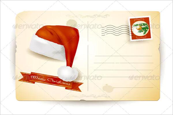 blank postcard professional design