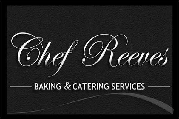 Awesome Catering Services Business Card