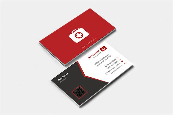 Awesome Day Care Business Card Design