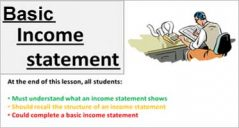 15+ Basic Income Statement Templates