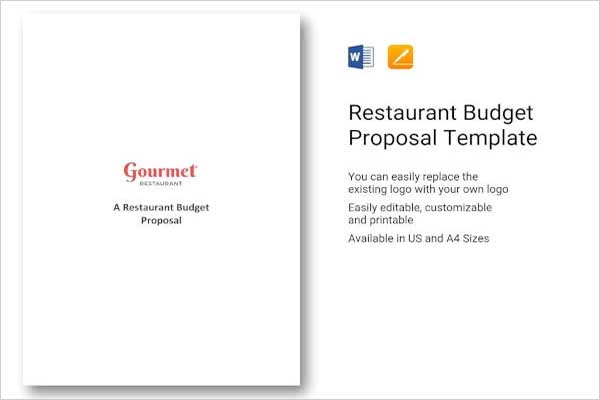 Best Restaurant Income Statement Template