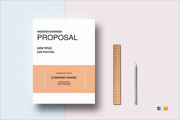 Business Design Proposal Template