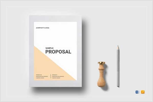 Construction Cost Proposal Template