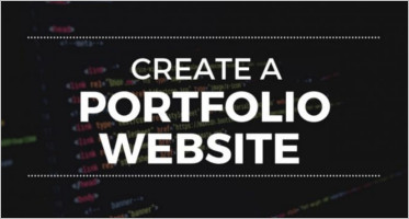 Create a Portfolio Website with HTML