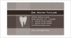50+ Creative Dental Care Business Card