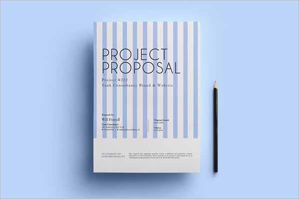 Creative Design Proposal Template
