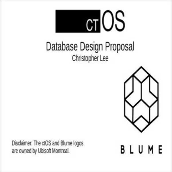 Custom Proposal Design Template