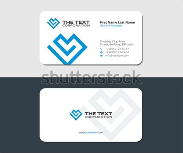 Customize Charity Business Card Design