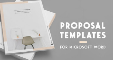 34+Design Proposal Templates
