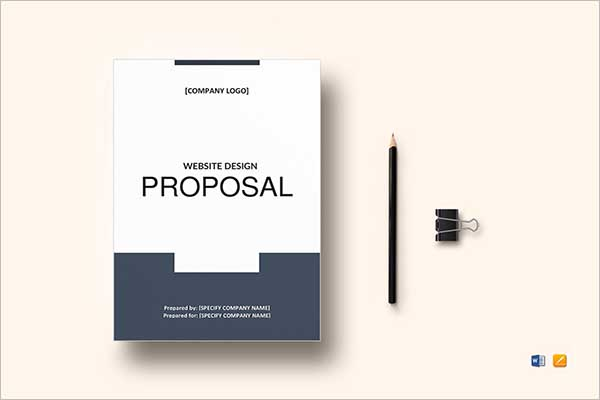 Design Proposal Template Word