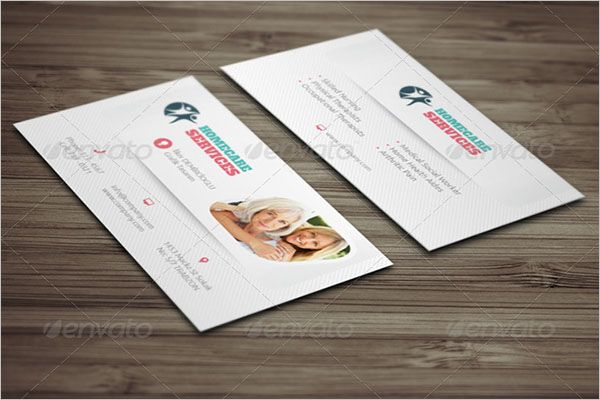 Exclusive Day Care Business Card Design