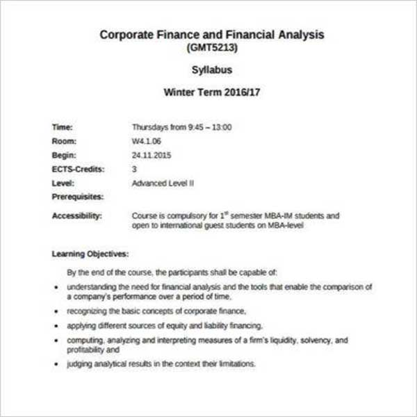 Monthly Business Income Statement Template
