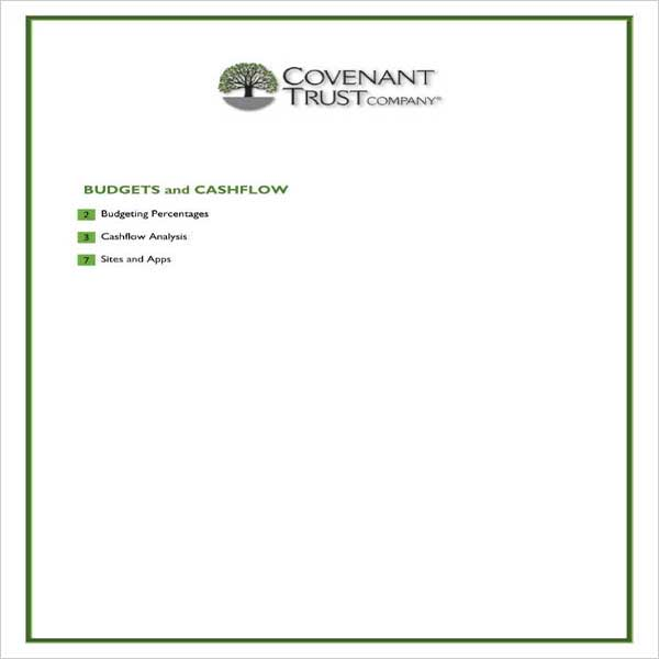 Multiple Business Income Statement Template