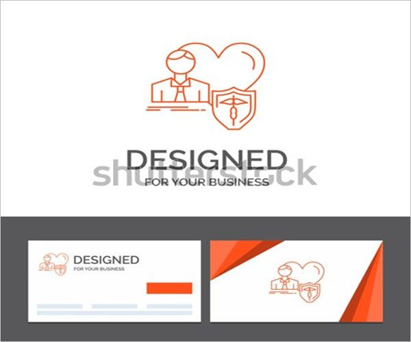 Popular Day Care Business Card Design