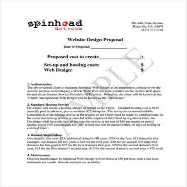 Project Proposal Product Template