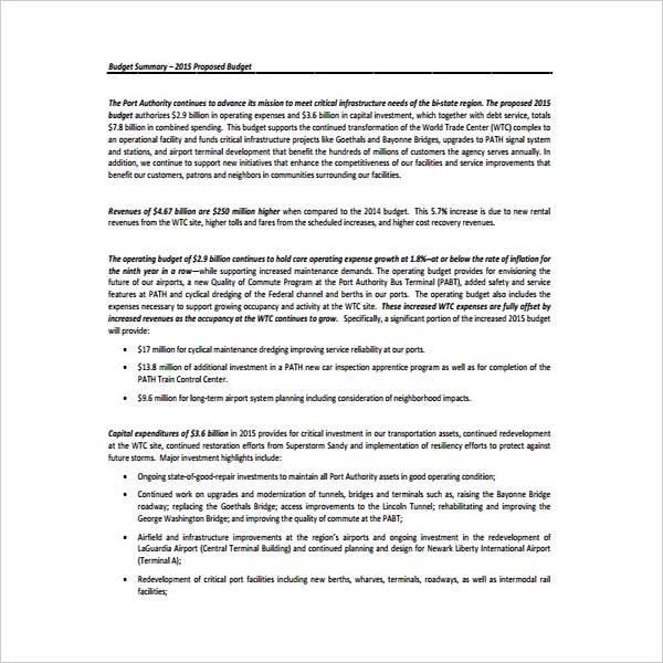 Restaurant Income Worksheet Statement Template