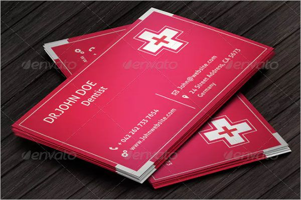 Suitable Clinic Business Card Template
