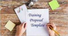 40+ Training Proposal Templates