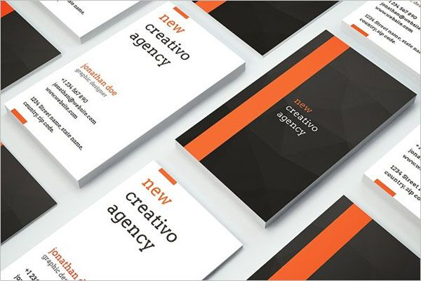 Useful Charity Business Card Template