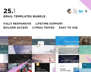 Email templates bundle Builder
