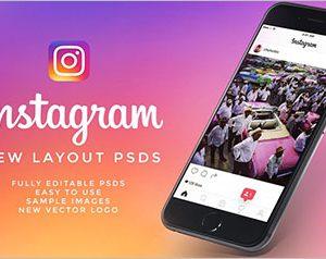 NEW Instagram UI Kit