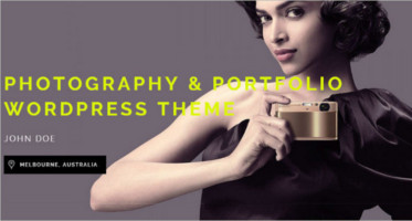 Photo Gallery WordPress Themes