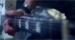 30+ Responsive Music WordPress Themes
