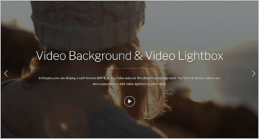 video blog templates