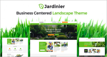 Best Exterior Design WordPress Themes