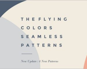 Flying Colors Seamless Patterns