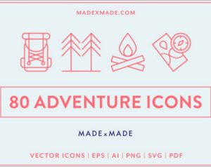 Line Icons – Graphic Icons