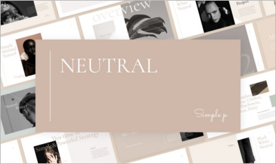 Neutral Keynote Template