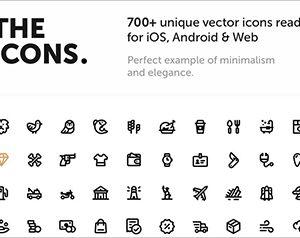 Premium Vector Icons