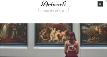 Art Gallery WordPress Themes