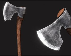 Baltic Broad Axes