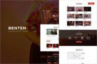 Benten - WordPress theme