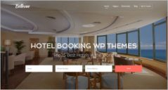 25+ Best Hotel WordPress Themes