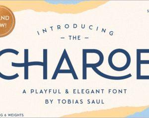 Charoe Typeface Extras