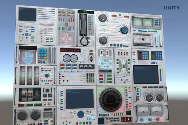 Control panel pack