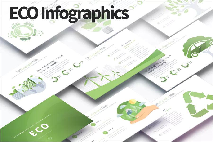 ECO PowerPoint Infographics Slides