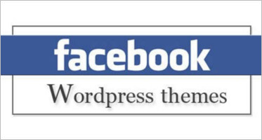 Facebook Style WordPress Templates