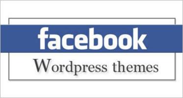 Facebook Style WordPress Templates
