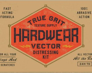 Hardwear Vector Distressing Kit