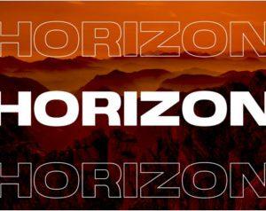 Horizon Wide Sans Serif