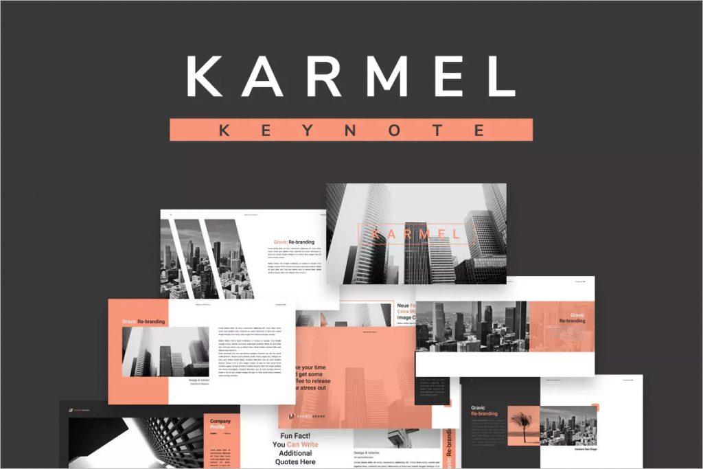 Karmel Keynote Presentation